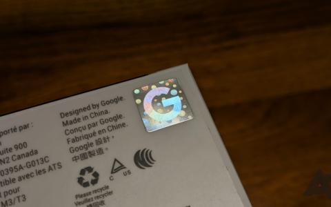 防伪:谷歌为2018年产品包装盒添加防伪贴纸