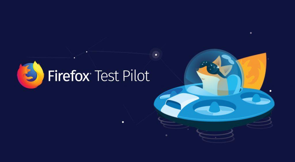 火狐Test Pilot项目正式关闭