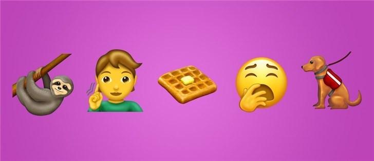 Emoji表情 12.0完成:预计9月面世
