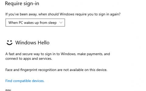 火狐浏览器V66支持Windows Hello