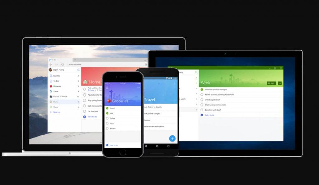 微软To-Do面向全平台发布更新 第1张