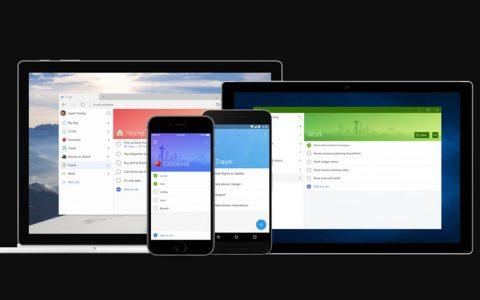 微软To-Do面向全平台发布更新
