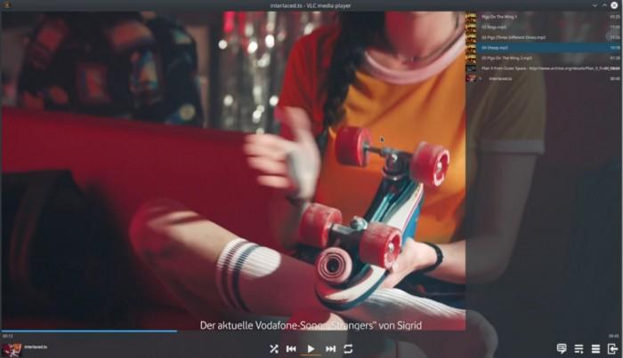 VLC 4.0将发:全新界面,支持AirPlay