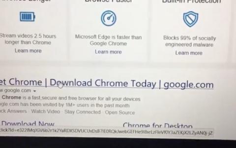 Chrome将支持对钓鱼网站监测警告功能