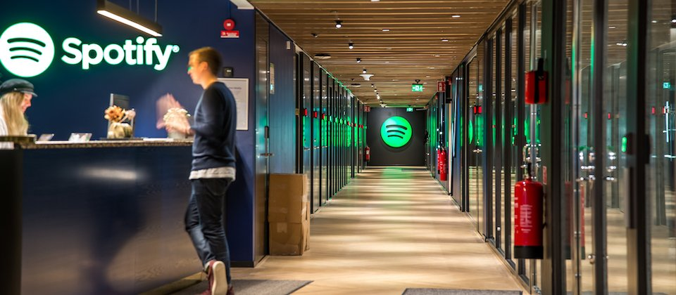 Spotify收购播客公司Gimlet和Anchor