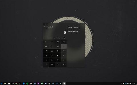Windows计算器宣布已开源