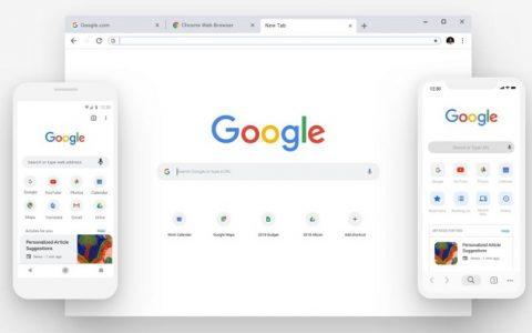 Chrome将支持通过地址栏安装PWA应用