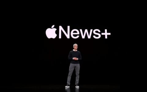 """苹果已修复""""付费新闻""""上线首日宕机问题"""
