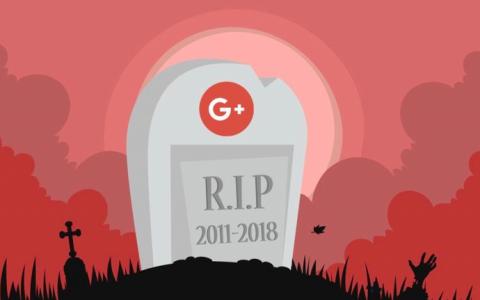 最知名社交平台Google+正式关闭