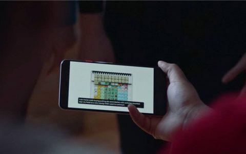 谷歌Live Caption:将手机上的音频实时转为字幕