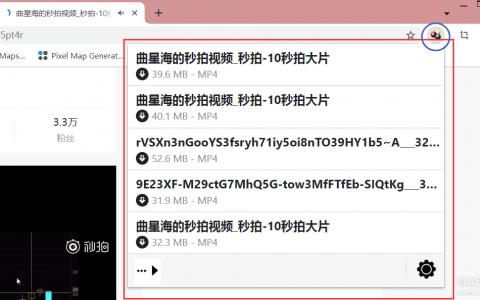 网页视频嗅探下载神器DownloadHelper