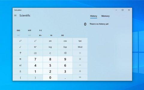 Win 10计算器已被移植到Android/iOS等平台