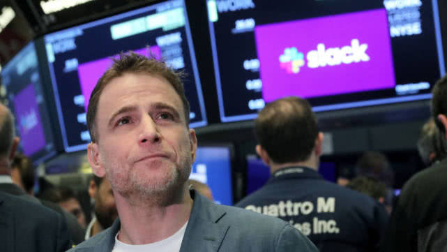 Slack上市:非工程师出身的CEO如何登上硅谷顶峰?的图片 第3张
