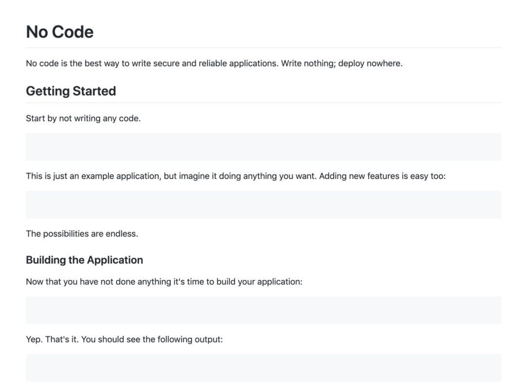 GitHub上的8个奇葩项目的图片 第3张