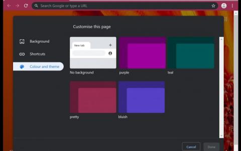 微软对Chromium社区新贡献:改善提示对Dark主题的支持