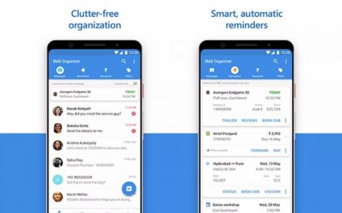 微软发布短信管理App:SMS Organizer