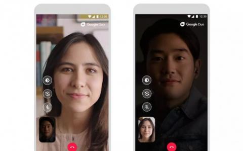 谷歌Duo App更新:优化黑暗聊天体验