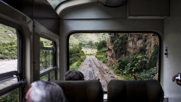 微软推出Panoramic Train Views 4K壁纸包的图片 第3张