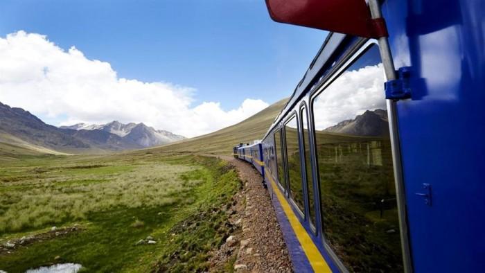 微软推出Panoramic Train Views 4K壁纸包的图片 第5张
