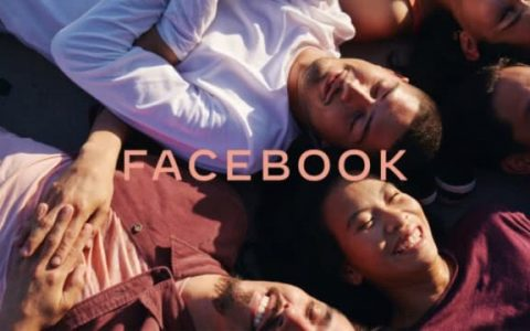 Facebook公布新Logo