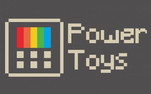 微软实用工具集PowerToys更新:批量处理工具和暗黑模式
