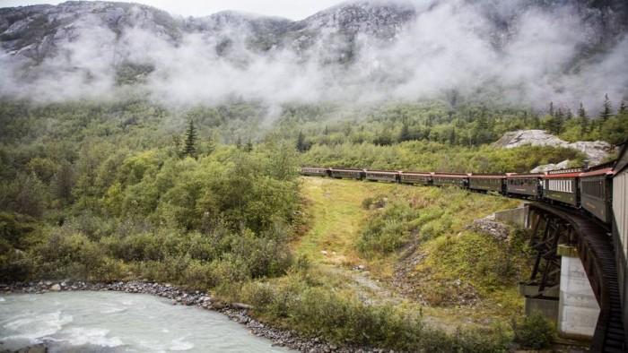 微软推出Panoramic Train Views 4K壁纸包的图片 第7张