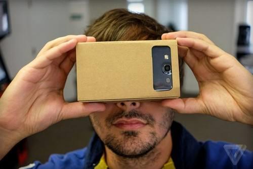谷歌宣布开源 Cardboard