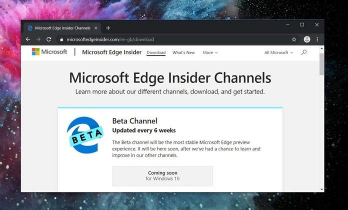 微软推荐Edge HTML风格滚动特性