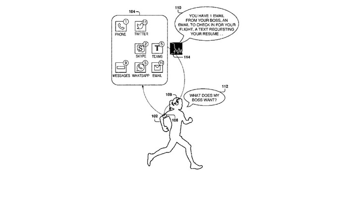 Cortana新专利:音频高级功能