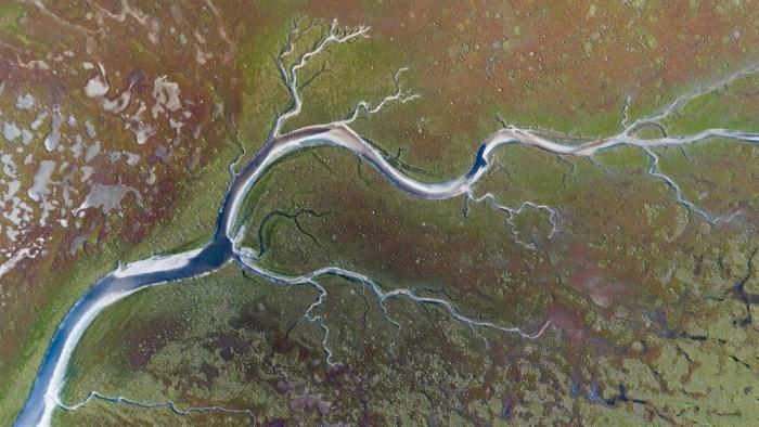 微软发布River Delta 4K壁纸包的图片 第9张