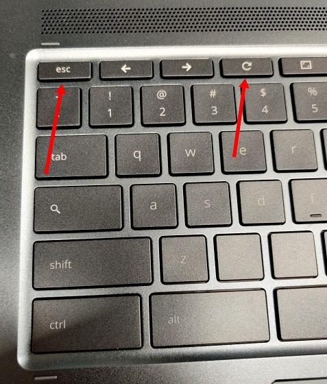 开启Chromebook开发人员模式 第1张