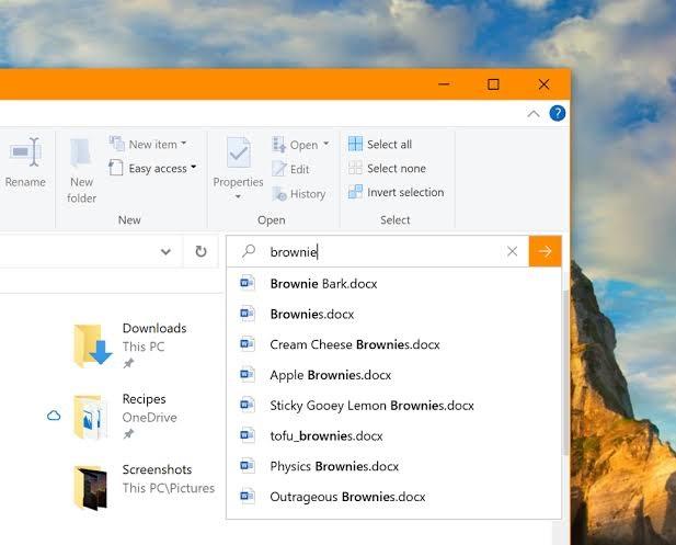 微软回应Windows 10资源管理器搜索框Bug:假期后修复 第3张