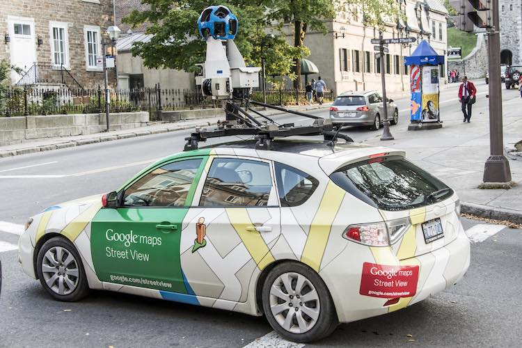 谷歌街景覆盖超1000万英里的图片 第1张