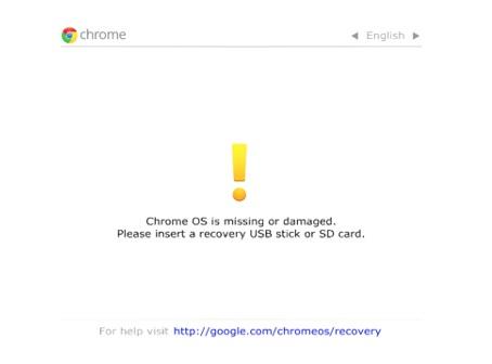 开启Chromebook 第3张