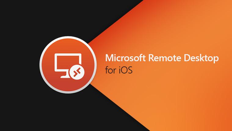 微软远程桌面Remote Desktop iOS版10.0.2更新:支持中文键盘