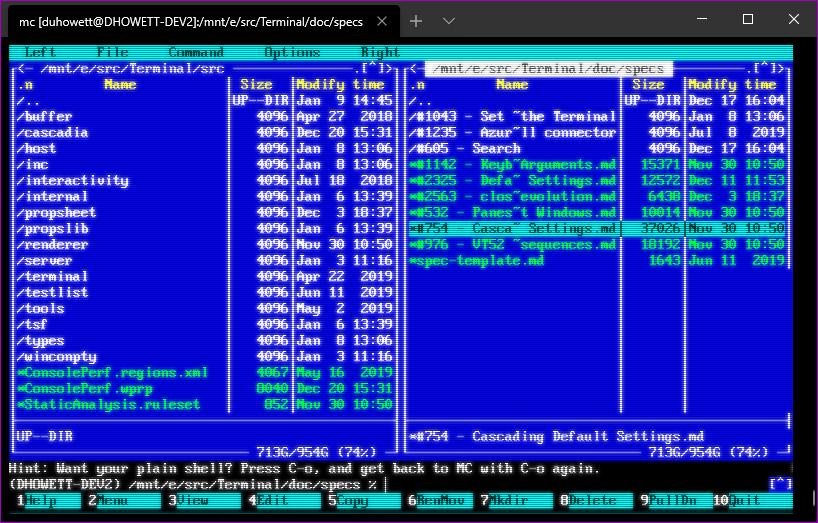 Windows Terminal 将换复古CRT外观的图片 第1张