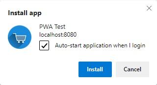 Edge PWA将支持Windows 10启动时自动运行