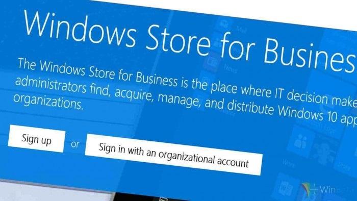 Windows 10商业和教育商店将关闭 第1张