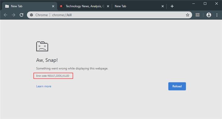 Chrome将支持展示错误代码 第3张