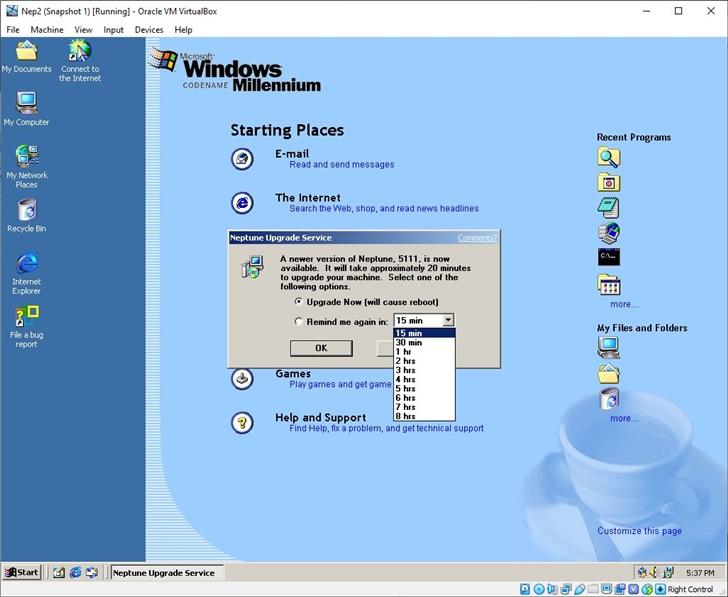 Windows Insider项目20年前即已出现 第1张