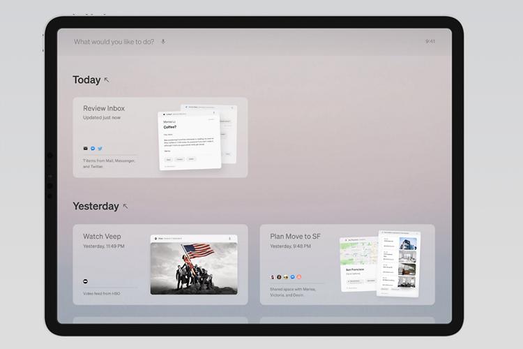 Mercury OS:人性化原则驱动的概念操作系统的图片 第1张
