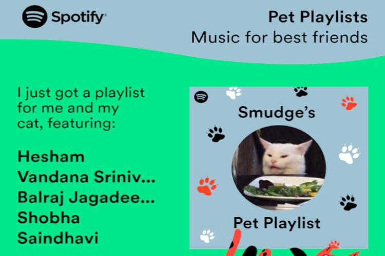 活得不如狗:Spotify为宠物创建播放列表