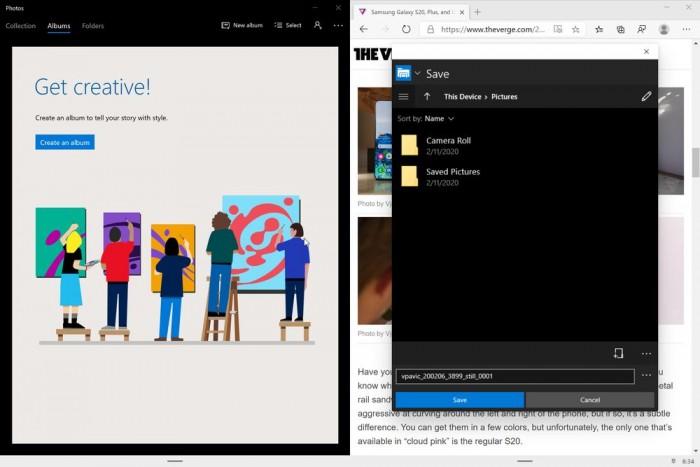 首款Windows 10X模拟器上手