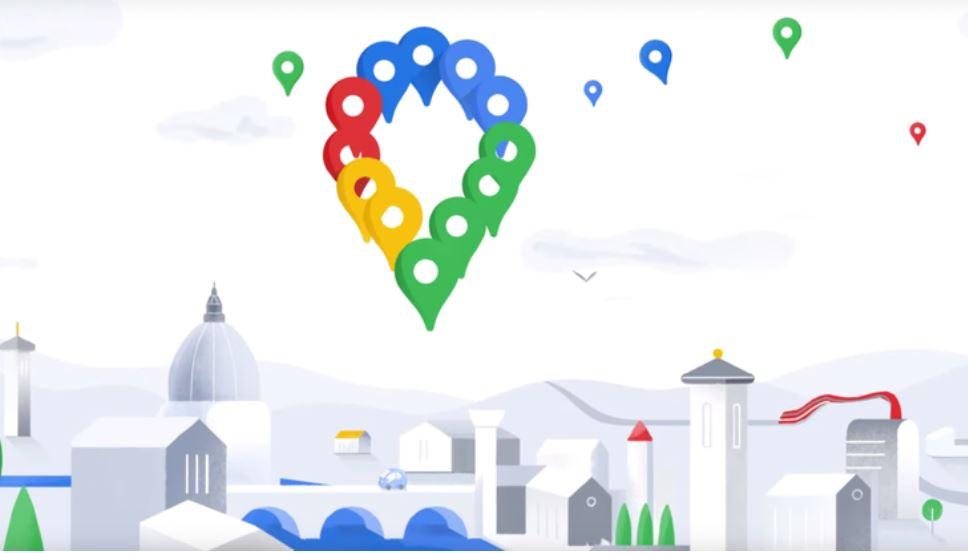 谷歌地图15岁:将推出新图标和新功能