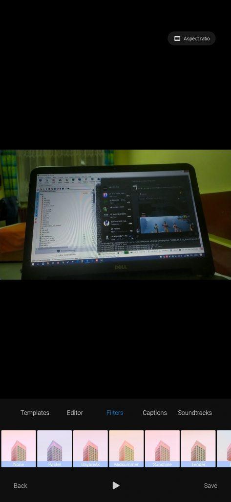 小米10/10 Pro MIUI新增视频编辑器