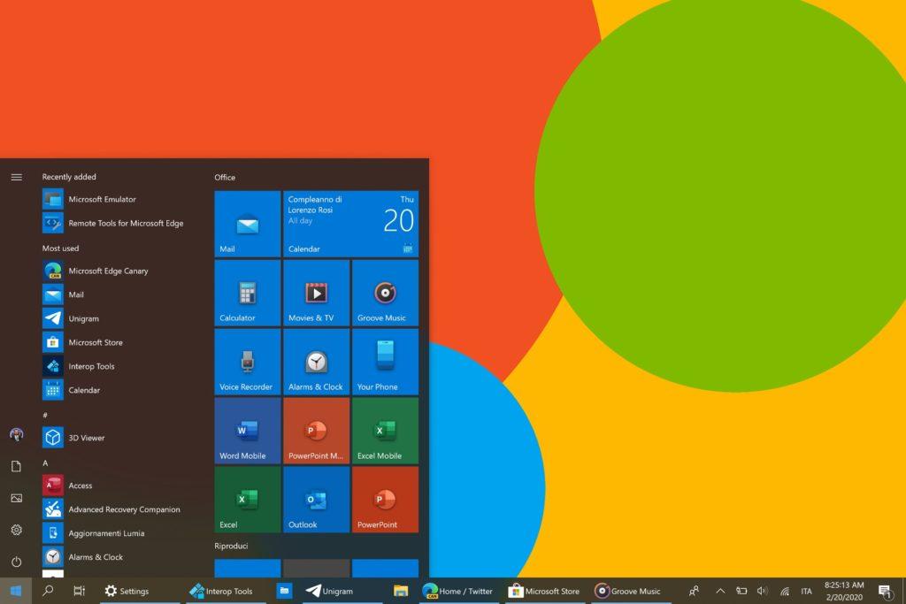 微软向Windows Insider用户推出新版图标