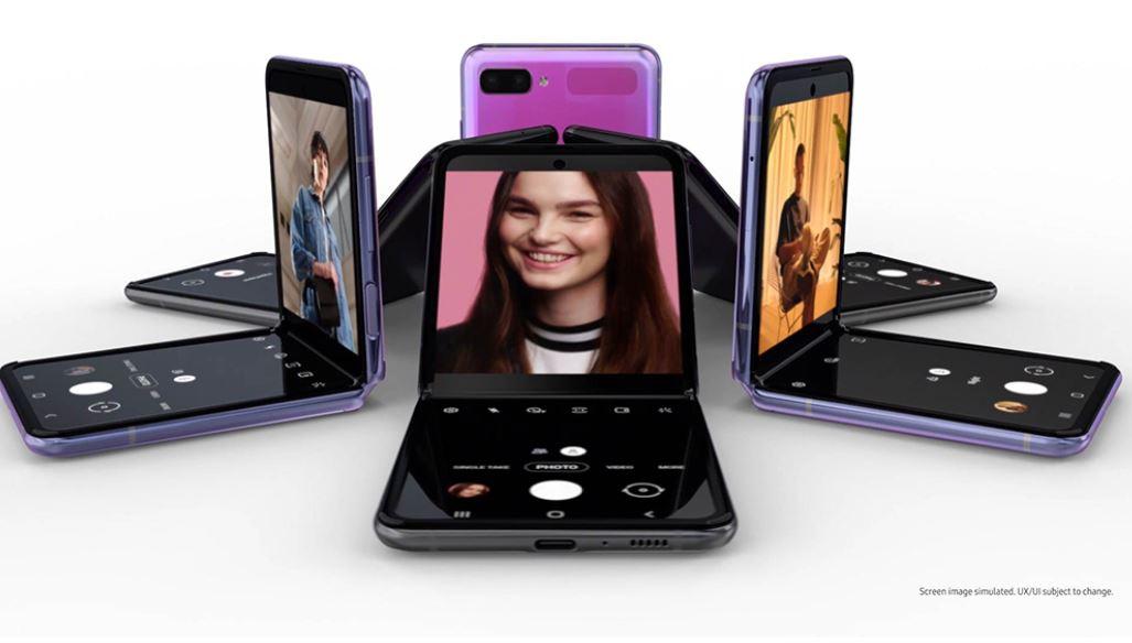 三星折叠手机Galaxy Z Flip在美国售罄