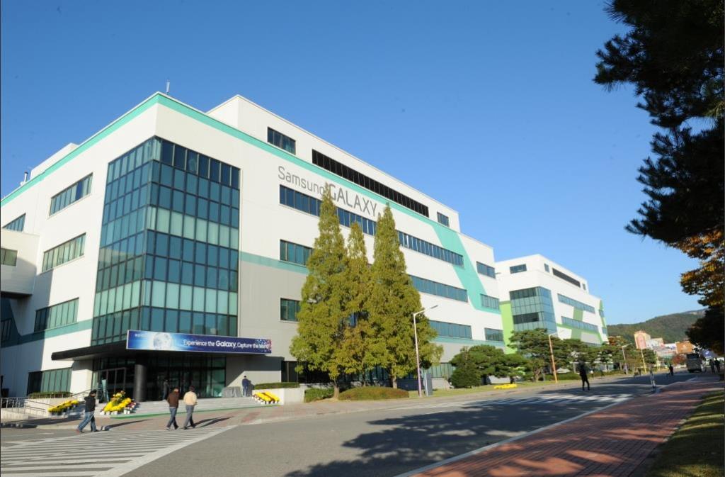 受疫情影响,三星关闭韩国的高端智能手机工厂