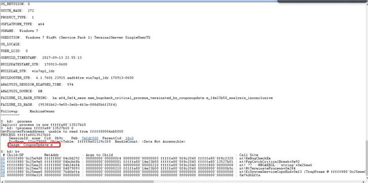 曝Windows 7出现大规模0X000000F4蓝屏问题