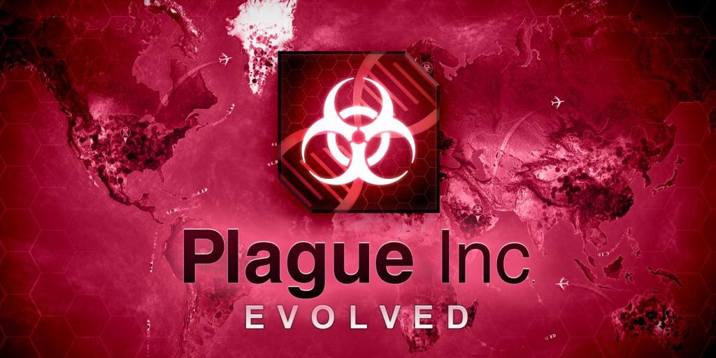 模拟游戏《瘟疫公司》已从中国App Store移除